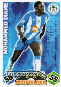 Mohammed Diame (Wigan)