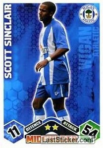 Scott Sinclair (Wigan)