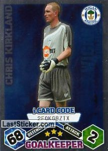 Chris Kirkland - iCard (Wigan)