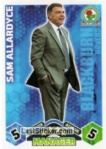 Sam Allardyce (Blackburn)