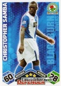 Christopher Samba (Blackburn)