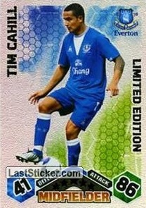 Tim Cahill (Everton)