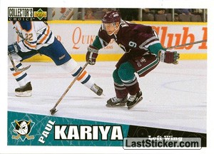 Paul Kariya (Mighty Ducks)