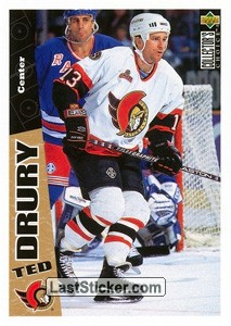Ted Drury (Senators)