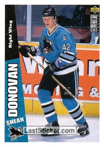 Shean Donovan (Sharks)