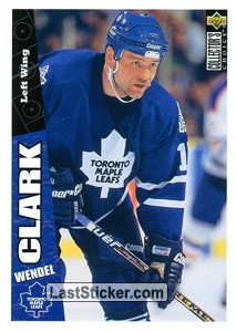 Wendel Clark (Maple Leafs)