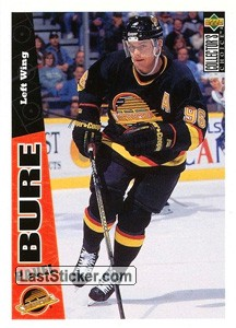 Pavel Bure (Canucks)