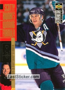 Paul Kariya (Bowman's Winning Formula)