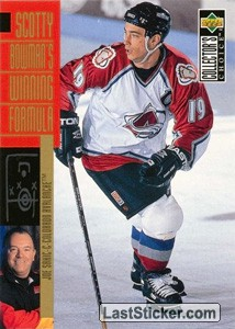 Joe Sakic (Bowman's Winning Formula)