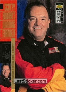 "William ""Scotty"" Bowman (Bowman's Winning Formula)"