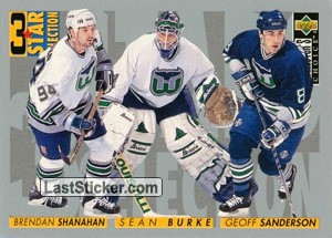 Hartford Whalers (3 Star Selection)