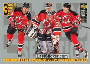 New Jersey Devils (3 Star Selection)