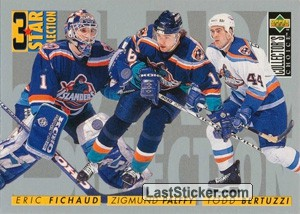 New York Islanders (3 Star Selection)