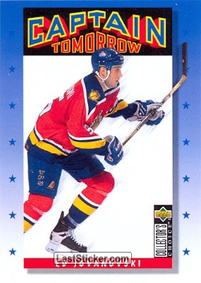 Ed Jovanovski (Captain Tomorrow)