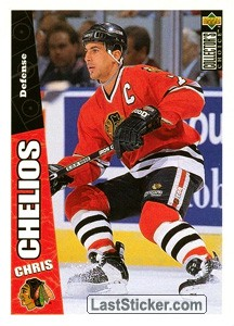 Chris Chelios (Blackhawks)