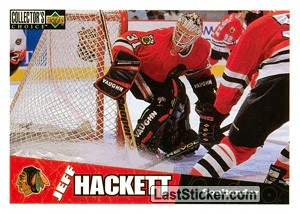 Jeff Hackett (Blackhawks)