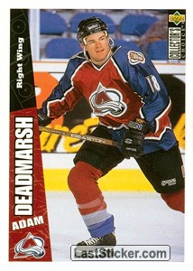 Adam Deadmarsh (Avalanche)