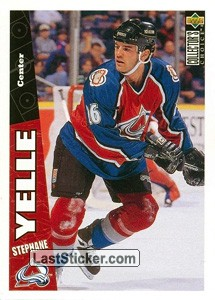 Stephane Yelle (Avalanche)