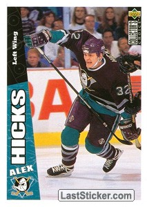 Alex Hicks (Mighty Ducks)