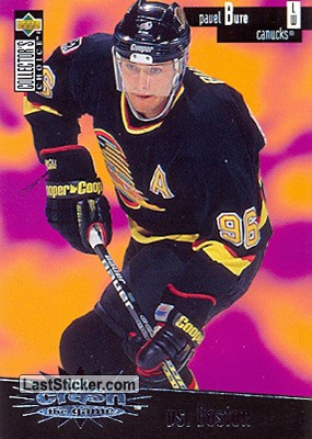 Pavel Bure (Crash the Game)
