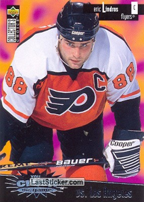 Eric Lindros (Crash the Game)
