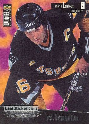 Mario Lemieux (Crash the Game)