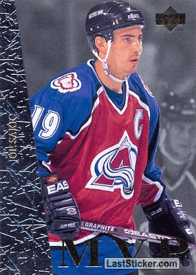 Joe Sakic (MVP)