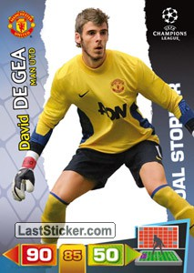 David de Gea (Manchester United FC)