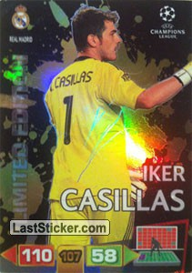 Iker Casillas (Real Madrid CF)