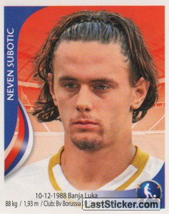 Neven Subotic (Serbia)