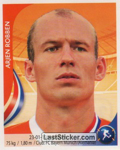 Arjen Robben (Hollanda)