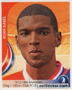 Ryan Babel (Hollanda)