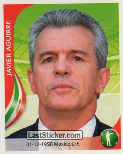 Javier Aguirre (Mexico)