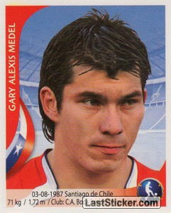 Gary Alexis Medel (Chile)