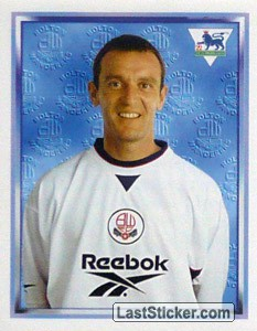 Mike Whitlow (Bolton Wanderers)