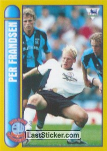 Per Frandsen (International Player) (Bolton Wanderers)