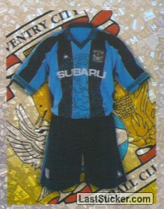 Home Kit (Coventry City)
