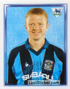 David Burrows (Coventry City)
