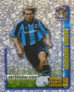 Darren Huckerby (Hotshot) (Coventry City)