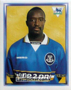 Earl Barrett (Everton)