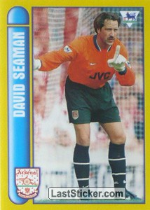David Seaman (International Player) (Arsenal)
