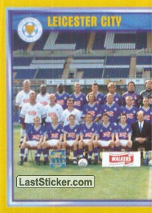 Team Photo (1/2) (Leicester City)
