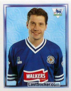 Tony Cottee (Leicester City)