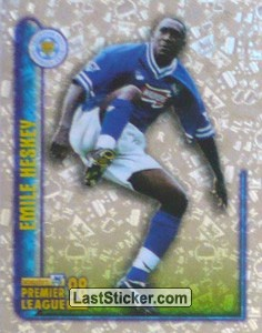 Emile Heskey (Superstar) (Leicester City)