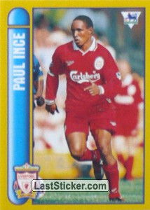 Paul Ince (International Player) (Liverpool)