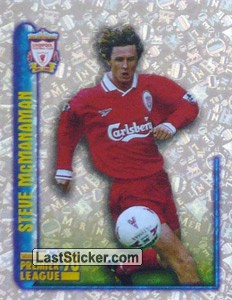 Steve McManaman (Superstar) (Liverpool)