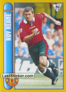 Roy Keane (International Player) (Manchester United)