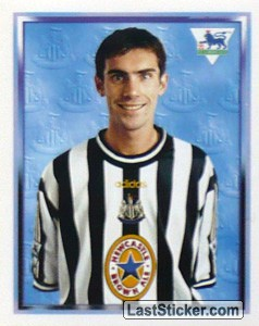 Keith Gillespie (Newcastle United)