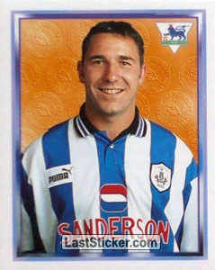 David Hirst (Sheffield Wednesday)