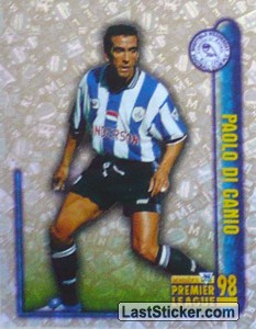 Paolo Di Canio (Hotshot) (Sheffield Wednesday)